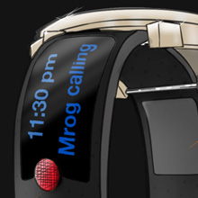 Smart wearable Strap product concept